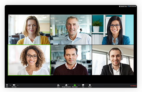 Free video chat to improve team collaboration and productivity