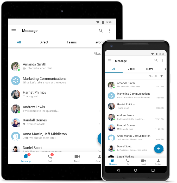 Download Team Collaboration and Team Messaging App for Free