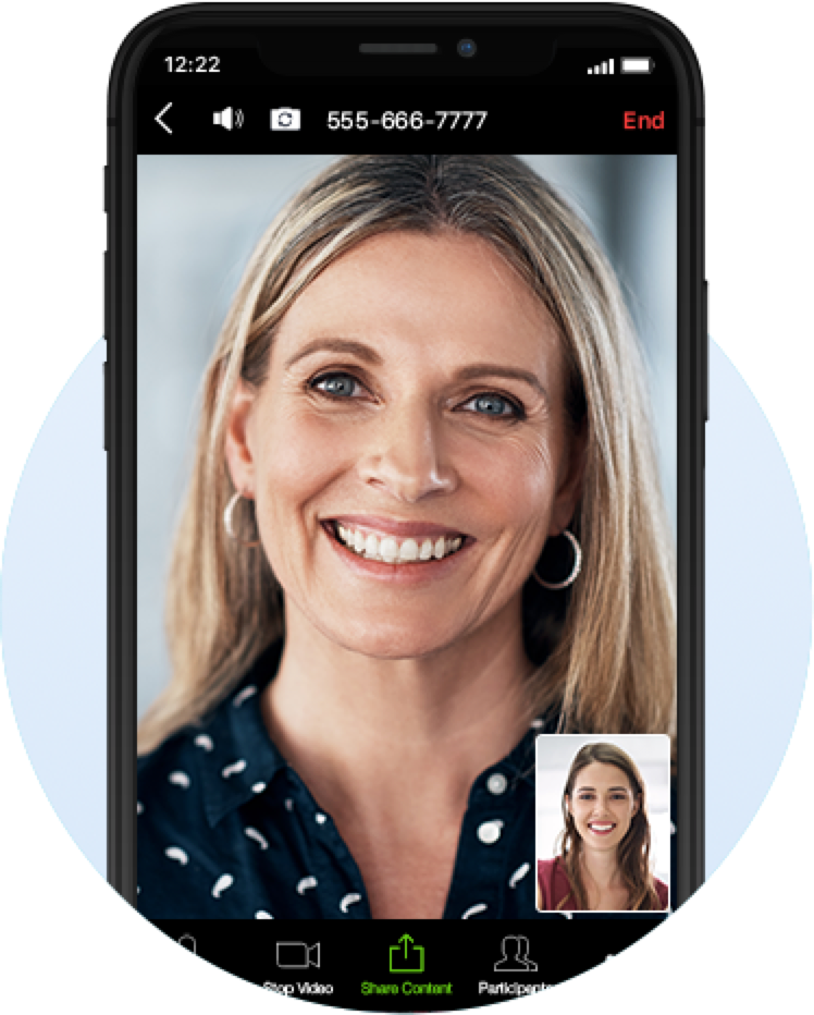 Free video chat and online messaging to reduce email clutter